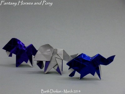 Fantasy Horse 1.5 and 1.6 - Fantasy Pony by Barth Dunkan