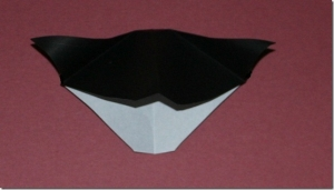 Origami Transformer � Sly Fox or Cowl?