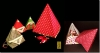Santa Candy Box, Mouse Candy Box, Elf Candy Box, and Christmas Tree Candy Box