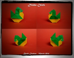 Disha Chick by Barth Dunkan